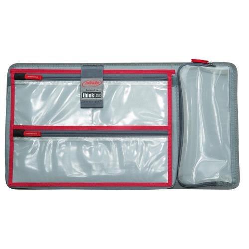 SKB Cases iSeries Storage Organizer iSeries 3i-2011-7/8 Think Tank Designed Lid Laptop Organizer, Gray (3i-LO2011-TT)