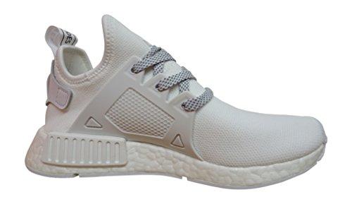 Scarpe Da Ginnastica Adidas Originali Nmd_xr1 Uomo Running Sneakers (us 7.5, Bianco Bianco By3052)