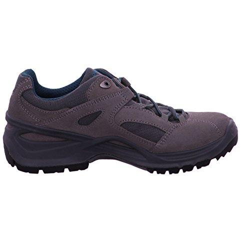 GTX 320654 Gris Lowa Femmes Sirkos De Chaussures Marche Pour 88g0YSq