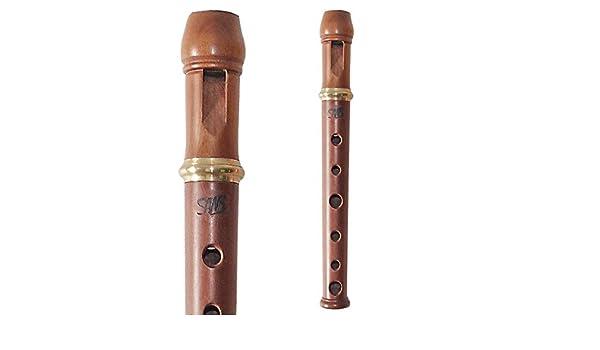 Sans Luthier FB81 - Flabiol, de bubinga: Amazon.es: Instrumentos ...