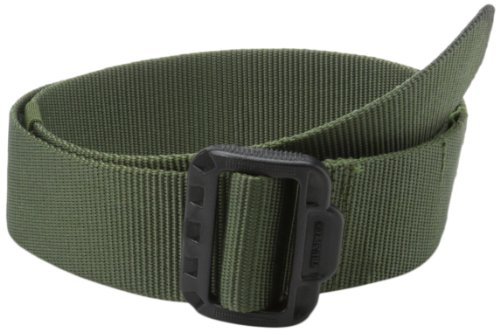 - Tru-Spec Men's Tru Security Friendly Belt, Olive Drab, Large