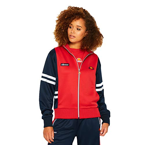 Red Sudaderas Ellesse Ribbon Mujer Sgy05507 Heritage wq6RE0RX8