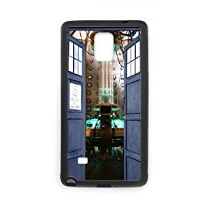 Doctor Who Tardis TPU Covers Cases Accessories for Samsung Galaxy Note4