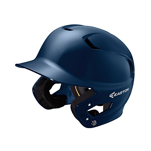 - EASTON Z5 Batting Helmet | Junior | Navy | Baseball Softball | 2019 | Dual-Density Impact Absorption Foam | High Impact Resistant ABS Shell | Moisture Wicking BioDRI Liner