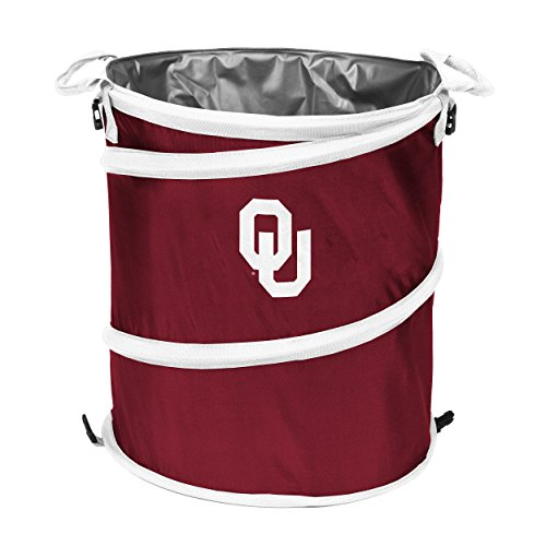 Oklahoma Sooners Trash Can - Norman Shops Ok In