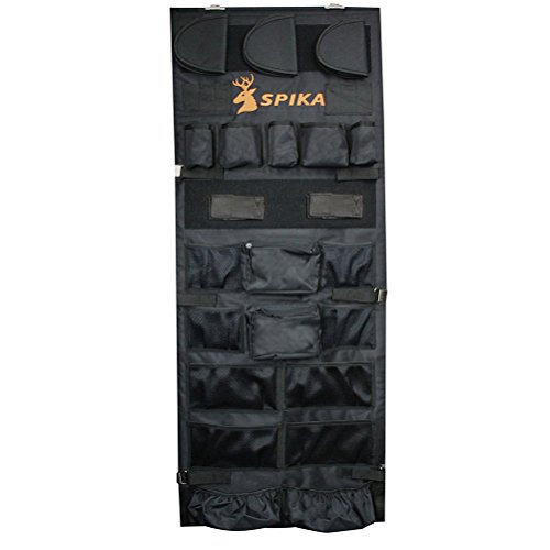 SPIKA Medium Door Panel Gun Safe Door Organizer (18W48H)