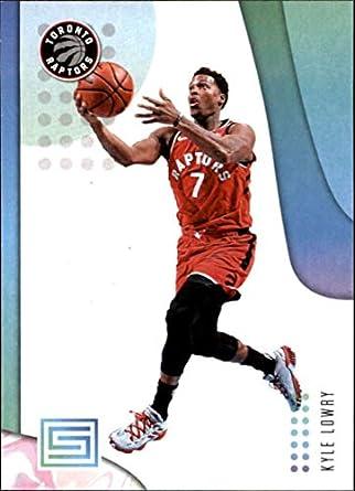 932846bc8599 2018-19 Panini Status  8 Kyle Lowry Toronto Raptors NBA Basketball Trading  Card