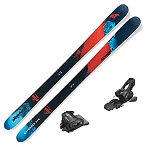 Nordica 2021 Enforcer 100 Skis with Tyrolia Attack2 13 GW Bindings