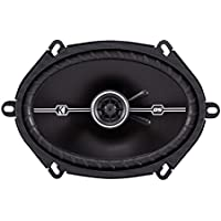 Kicker 41DSC684 6x8 2-Way Speaker Pair