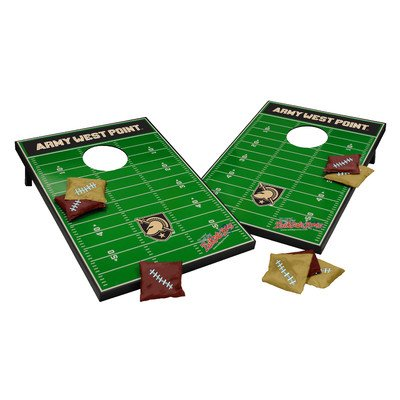 NCAA Cornhole Game Set NCAA Team: Army Black Knights by Tailgate Toss