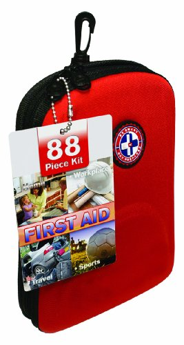 Medique 40088 First Aid Auto/Travel Kit, 88-Piece by Medique