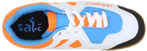 100830801 de uhlsport deporte Zapatillas unisex LEON Senior Naranja wq6gB