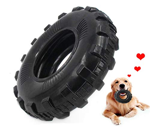 Comtim Durable Dog Chew Toys for Aggressive Chewers, Indestructible Dog Chew Toys for Small Medium,and Large Dog…