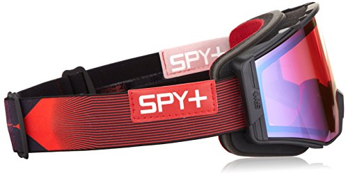 Spy Snowboard SPYSPL Ace with Bonus Lens taille unique Rot