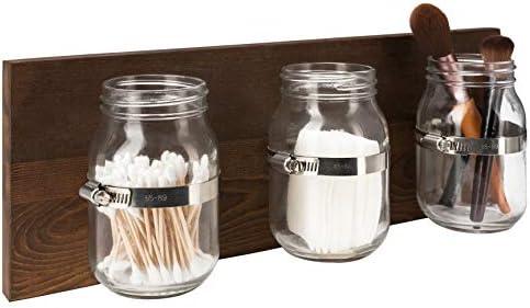 Mkono Organizer Accessories Toothbrush Decorative