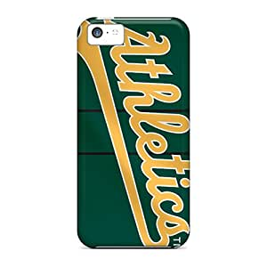 Iphone Cover Case - Oakland Athletics Protective Case Compatibel With Iphone 5c