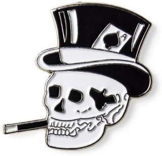 Acheter pin tete de mort online 1
