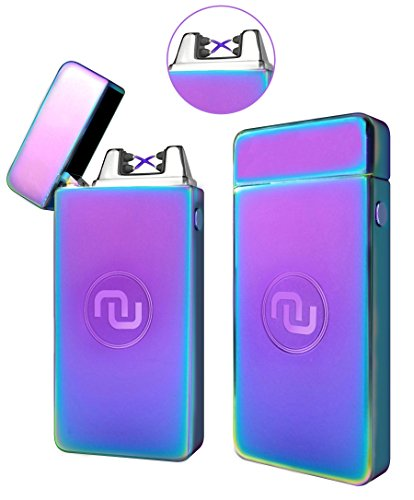novelty-wares-usb-flameless-plasma-dual-arc-rechargeable-windproof-cigarette-lighter-with-charging-c