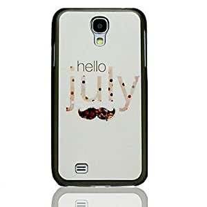 Buy July Pattern Hard Case for Samsung Galaxy S4 I9500