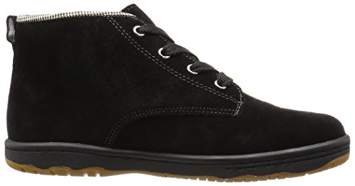 Enkla Mens Barney-91 Chukka Boots Svart