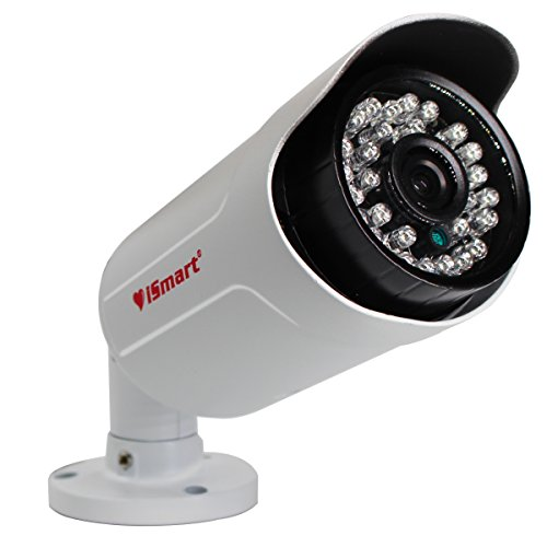 iSmart 960P 1280TVL CCTV AHD (Analog High Definition) Bullet Camera Security System with 30pcs IR Leds C1066AH3