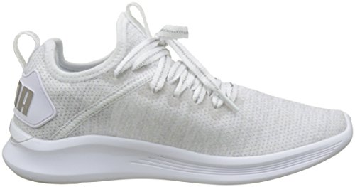 Puma Violet Chaussures White Ignite Femme Flash EP Wn's gray Puma Cross Evoknit Blanc de ZA1nq