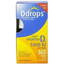 Ddrops® 1000 IU 365 drops