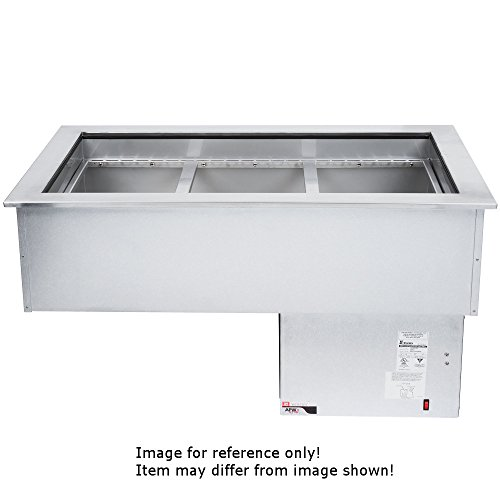 APW Wyott FACW-3 Self-Contained Drop-In Forced Air Cold Food Well