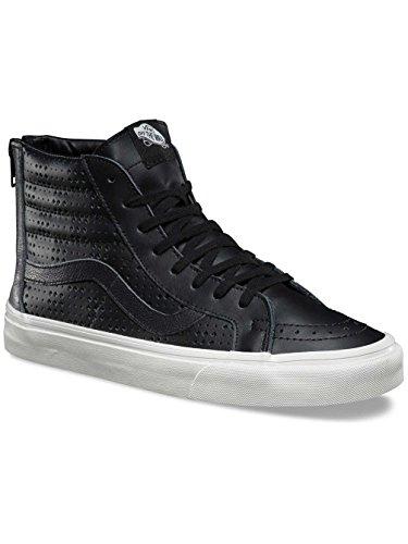 Scarpe Vans – Sk8-Hi Reissue Zi (Leather Perf) nero/bianco formato: 37