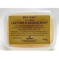 Gold Label Saddle Soap - Jabón de glicerina