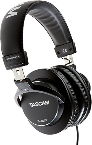 Tascam TH-300X Studio Headphones ()