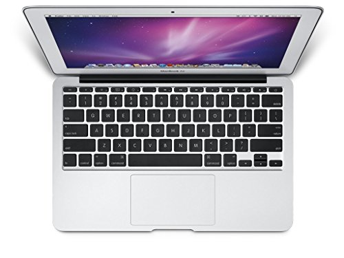 Apple MacBook Air MC505LL/A 11.6-Inch Laptop with Upgraded Hard Drive (OLD VERSION) (Certified Refurbished) by Apple (Image #2)