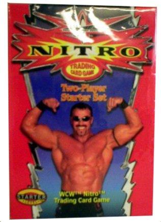 wcw nitro trading card game - 1