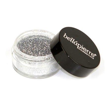Bella Pierre Cosmetic Glitter, Sterling, 0.1-Ounce