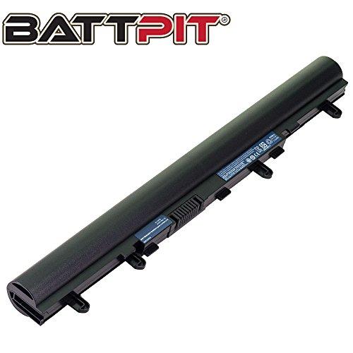 BattpitTM Laptop/Notebook Battery Replacement for Acer Aspire V5-531 V5-431 V5-431P V5-471 V5-471P V5-571 V5-571G V5-571P AL12A32 4ICR17/65 (2200mAh / 33Wh)