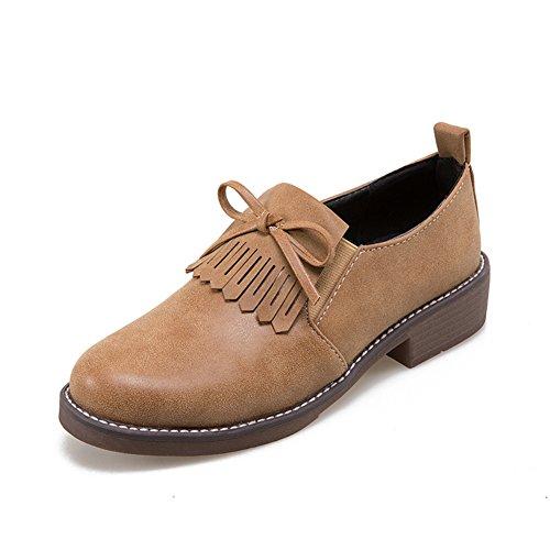 viento profundos zapatos de Inglaterra/cabeza zapatos bajos/Streaming Su Hudie nudo establece pie zapatos C