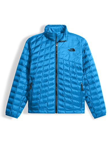 The North Face Big Boys' Thermoball Full Zip Jacket - clear lake blue, xl by The North Face