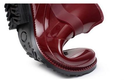 de de Estados Red y lluvia botas los Europa la Martin Unidos moda de 6aOqvx