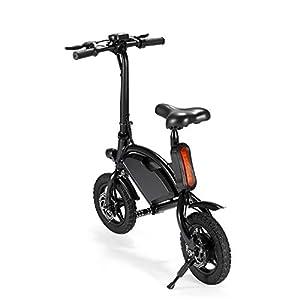 41ji3KS1gLL. SS300 Pieghevole Elettrico Bicicletta Lithium Battery Booster Mini Adulto Auto elettrica Maschio e Femmina Piccolo Veicolo…
