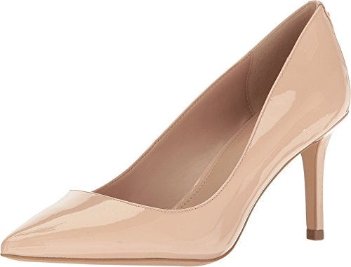 BCBG Generation Women's Marci Smooth Patent Pump, Shell P...