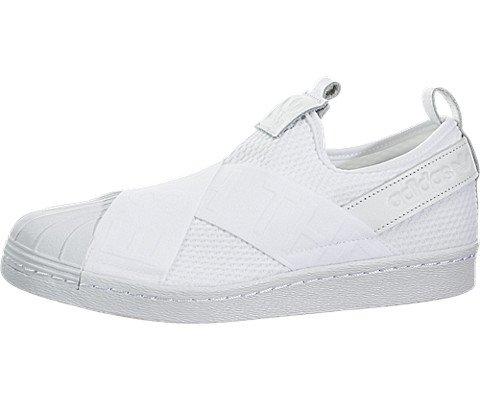 Galleon - Adidas Originals Women s Superstar Slipon W Sneaker Running Shoe 36652992e6cf1
