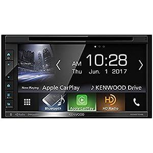 Kenwood DDX6704 2-Din Monitor Receiver with Bluetooth & HD Radio DDX6704S