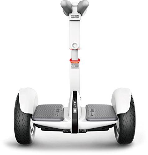 otomo(オオトモ)【Amazon.co.jp限定】ninebot(ナインボット)操縦者の重心移動により運転する未来型移動ツールNinebotminiPro(ナインボットミニプロ)ホワイト※保証期間1年付き