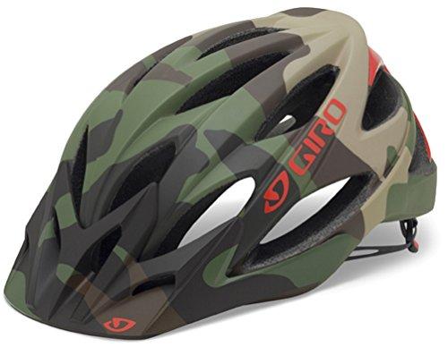 Giro Xar Helmet - Men's Matte Green Camo Small