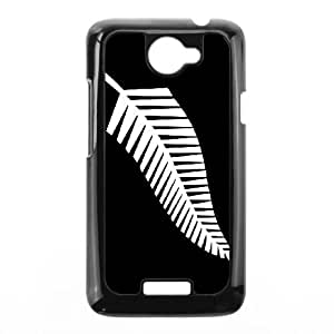 HTC One X Cell Phone Case Black Newzealand Rugby Logo hpgh