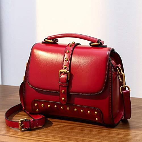 Mujer Oversize Bag Zebuakuade Bandolera Purse Para Ladies Big Hobo For Message Bags Bolso Crossbody color Red Black qPSFPOgrtM