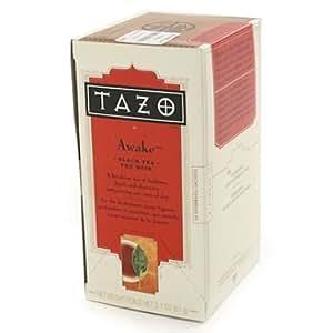 tazo tea bags awake 24 ct 6 pk