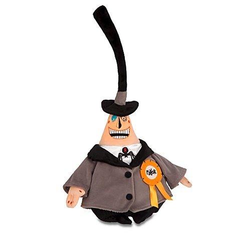 Disney Tim Burton's The Nightmare Before Christmas Mayor Plush -- 18'']()