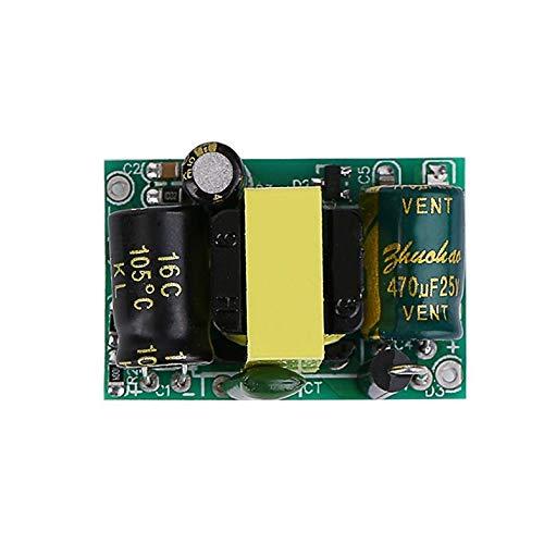 450mA 5W AC-DC DC 12V 500 mA Alimentatore Buck Converter Modulo step down Convertitore buck AC-DC di precisione Verde