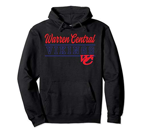 Warren Central High SchoolVikingsPullover Hoodie C4 (Warren Central High School)